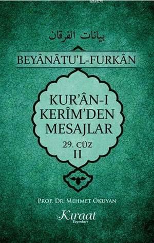 Kur'an-I Kerim'den Mesajlar 29. Cüz - II