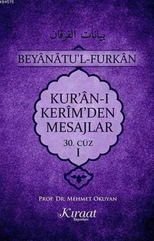 Kur'an-I Kerim'den Mesajlar 30. Cüz - I