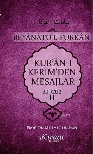 Kur'an-I Kerim'den Mesajlar 30. Cüz - II