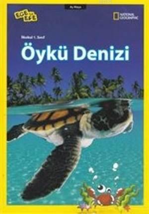 Ece İle Efe - Öykü Denizi