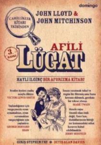 Afili Lügat; Hayli İlginç Bir Aforizma Kitabı