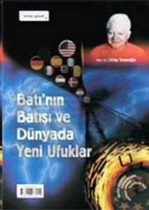 Batının Batışı ve Dünyada Yeni Ufuklar; Oktay Sinanoğlunun Kum Saati 2 DVD + Kitap