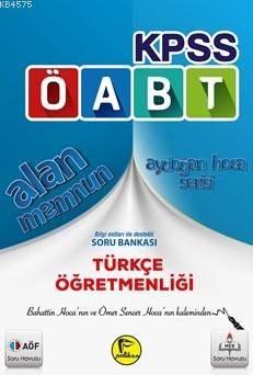 Kpss Öabt Alan Memnun Türkçe Öğretmenliği Soru Bankası 2016