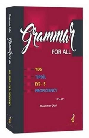 Grammar For All YDS TIPDİL LYS - 5 Proficiency