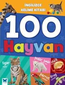 İngilizce Kelime Kitabı 100 Hayvan