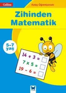 Collins - Zihinden Matematik Yaş 5-7