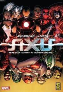 Avengers Xmen Axıs ...