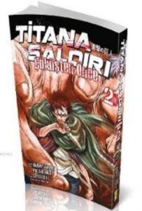 Titana Saldırı Çöküşten Önce 2.Cilt