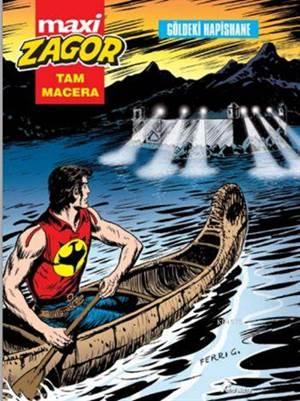 Zagor Maxi 6 - Göl ...
