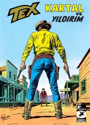 Tex Klasik Seri 20; Kartal Ve Yıldırım