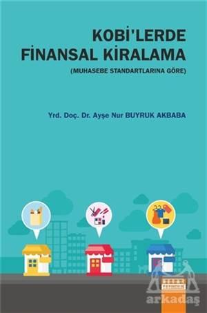 Kobi'lerde Finansal Kiralama