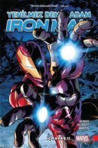 Yenilmez Demir Adam Iron Man Cilt 2; İç Savaş 2