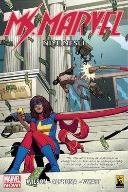 Ms. Marvel 2 Niye Nesli