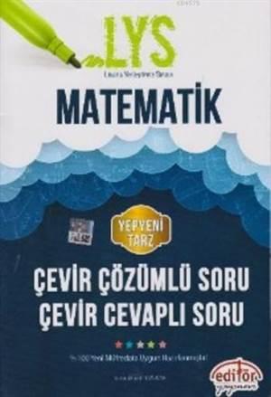LYS Matematik Çevir Çözümlü Soru Çevir Cevaplı Soru