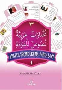 Arapça Seçme Okuma Parçaları 3