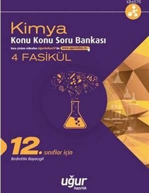 12. Sınıf Kimya Konu Konu Soru Bankası - 4 Fasikül