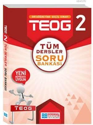 TEOG - 2 Tüm Dersler Soru Bankası