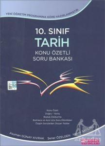 10. Sınıf Tarih Konu Özetli Soru Bankası