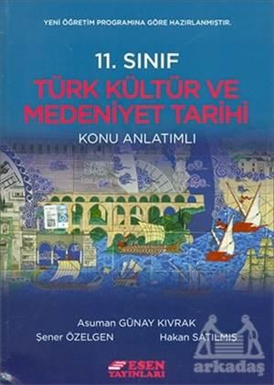 11. Sınıf Türk Kültür Ve Medeniyet Tarihi Konu Anlatımlı