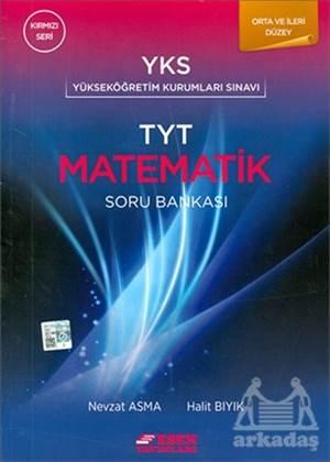 Esen Tyt Matematik Soru Bankası Kırmızı Seri