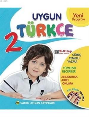 2.Sınıf Türkçe Z K ...