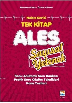 Nabız Serisi Tek Kitap ALES Sayısal Yetenek
