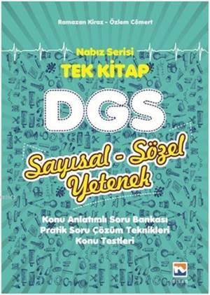 DGS Sayısal Sözel Yetenek Konu Anlatımlı Soru Bankası