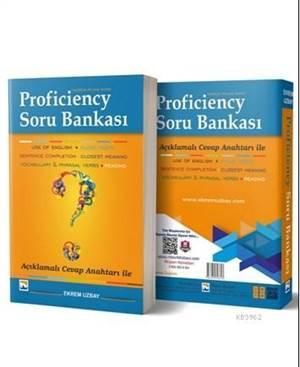 Proficiency Hazırlık Atlama Sınavı Soru Bankası Açıklamalı Cevap Anahtarı İle