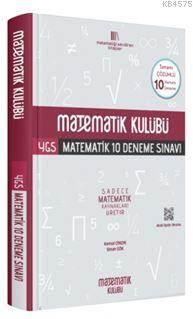 Matematik Kulubü Ygs Matematik 10 Deneme Sınavı
