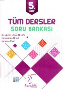 5.Sınıf Tüm Dersler Soru Bankası