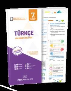 7. Sınıf Türkçe Çek Kopart Akıllı Test