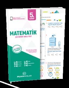 5. Sınıf Matematik Çek Kopart Akıllı Test