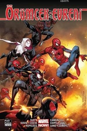 Yeni Amazing Spider Man Cilt 3 - Örümcek Evreni 2
