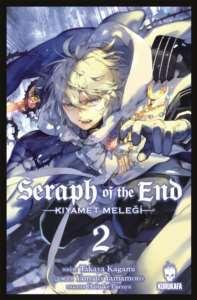 Kıyamet Meleği-Seraph Of The End Cilt2