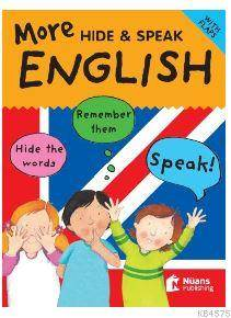 More Hide And Speak English