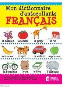 Mon Dictionnaire D'autocollants Français