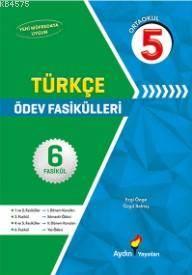 5. Sınıf Türkçe Ödev Fasikülleri