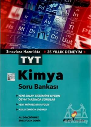YKS 1. Oturum TYT Kimya Soru Bankası