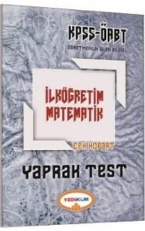 KPSS ÖABT İlköğretim Matematik Yaprak Test