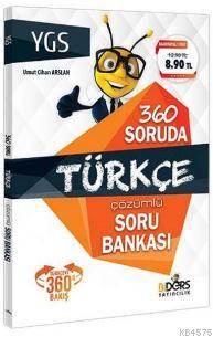 YGS 360 Soruda Türkçe Çözümlü Soru Bankası