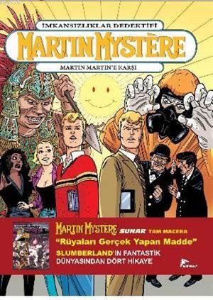 Martin Mystere 4 - Martin Martin'e Karşı / Martin Mystere 4 - Blandings'teki Gizemler; İmkansızlıklar Dedektefi