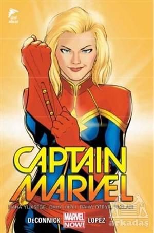 Captain Marvel Cil ...