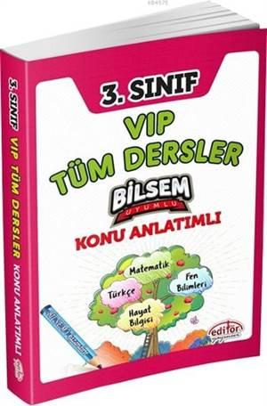 3. Sınıf VIP Tüm D ...