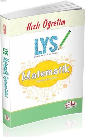 Hızlı Öğretim LYS Matematik Konu Kitabı