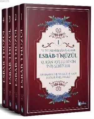 Esbab-I Nüzul - Kur'an Ayetlerinin İniş Sebepleri (4 Cilt Takım)