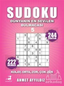 Sudoku Kolay Orta Zor Çok Zor