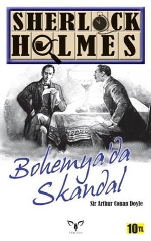 Sherlock Holmes Bohemya'da Skandal
