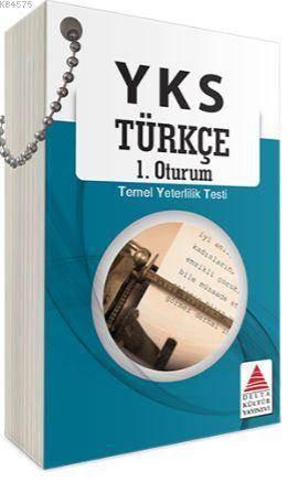 YKS 1. Oturum Türkçe Kartları TYT