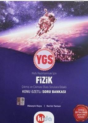 YGS Fizik Konu Özetli Soru Bankası
