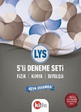 LYS 5'Li Deneme Seti Fizik - Kimya - Biyoloji